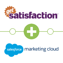Get Satisfaction to ExactTarget
